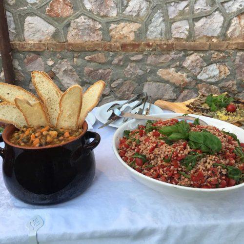 agriturismo corte degli ulivi - ristorante e allestimenti (67)
