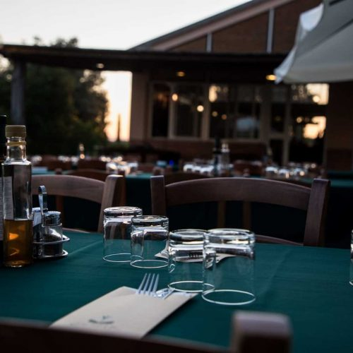 agriturismo corte degli ulivi - ristorante e allestimenti